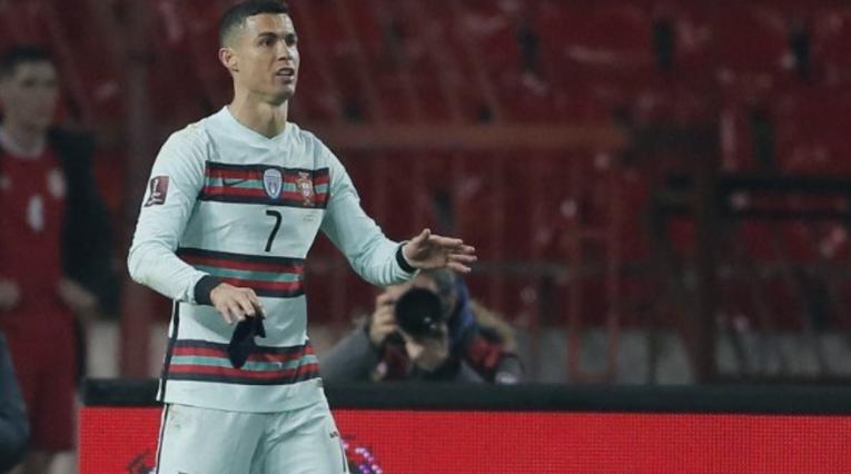 Cristiano Ronaldo, Portugal 2021