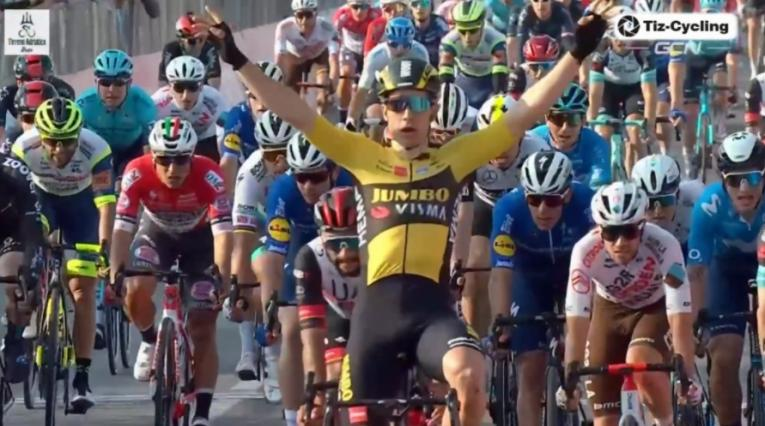 Wout Van Aert - Tirreno Adriático