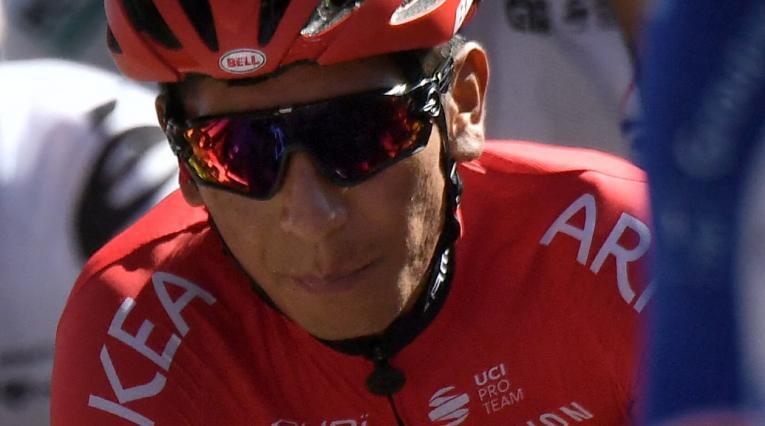 Nairo Quintana, ciclista de Arkea