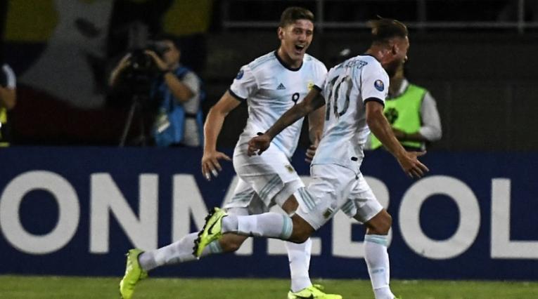Argentina preolímpico
