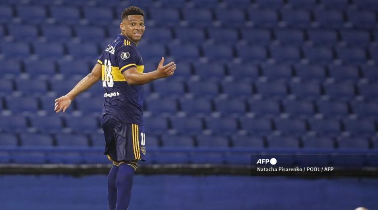 Frank Fabra; Boca Juniors 2021
