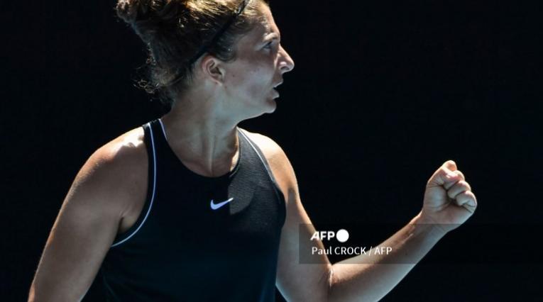 Sara Errani, tenista italiana