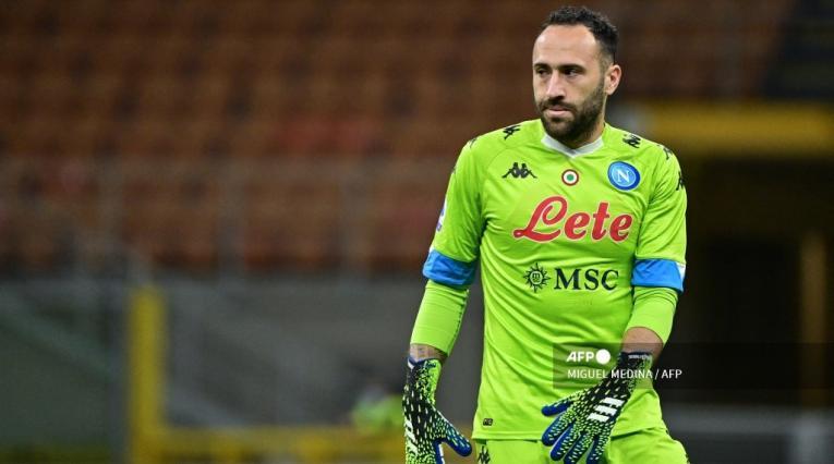 David Ospina - Napoli