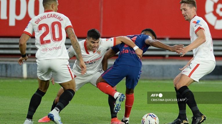 Sevilla vs Atlético de Madrid - Liga Española