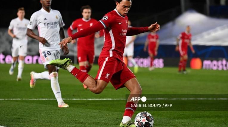 Alexander Arnold, jugador de Liverpool
