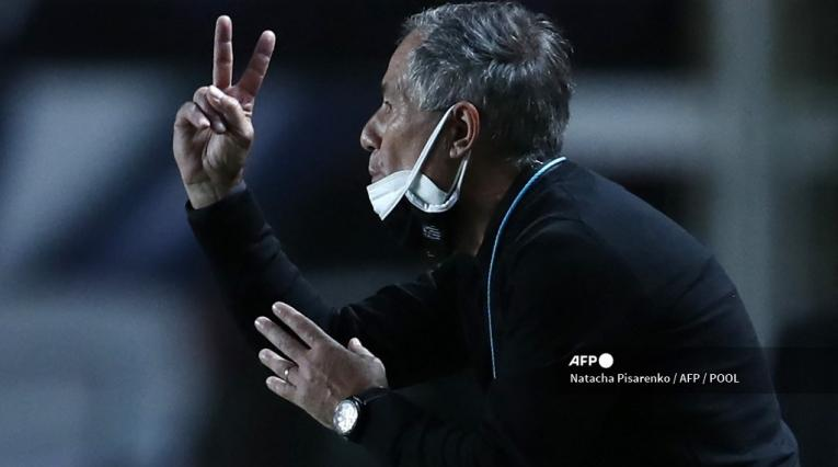 Ariel Holan, técnico argentino