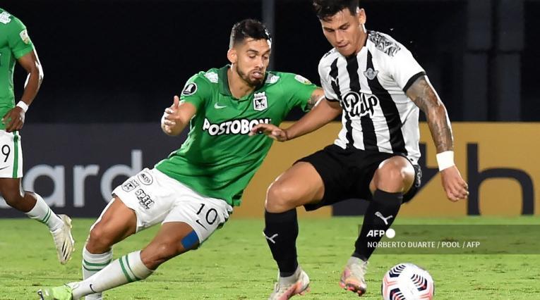 Libertad vs Atlético Nacional 2021