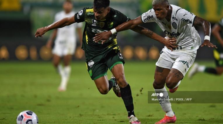 Defensa y Justicia vs Palmeiras; Recopa Sudamericana 2021