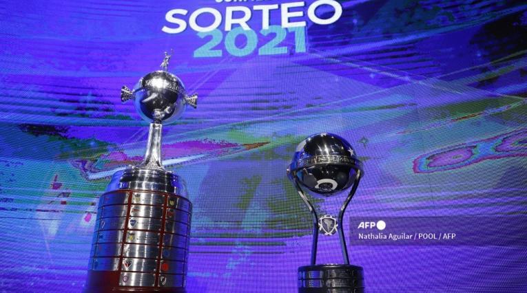 Copa Libertadores y Sudamericana
