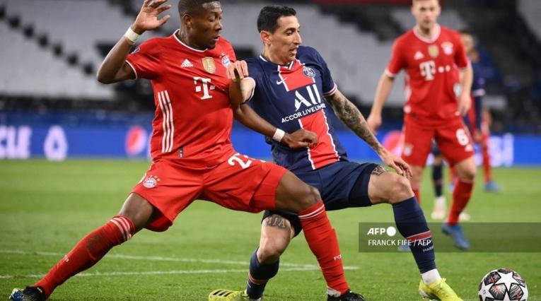 PSG vs Bayern - Champions League 2021