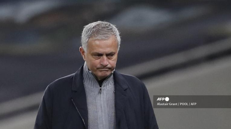 José Mourinho, ex DT del Tottenham