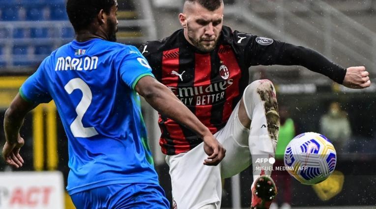 Milan vs Sassuolo - Serie A