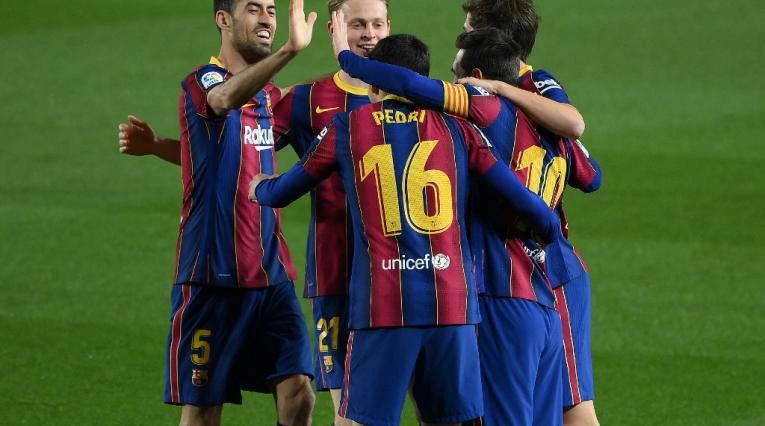 FC Barcelona, liga española