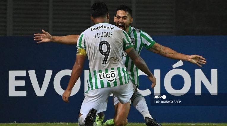 Andrés Andrade y Jefferson Duque, Atlético Nacional 2021
