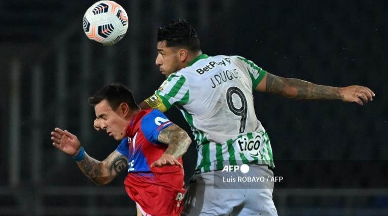 Atlético Nacional vs U. Católica; Copa Libertadores 2021
