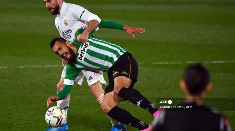 Dani Carvajal, Real Madrid 2021