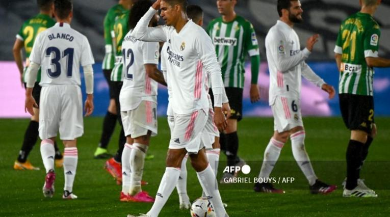 Real Madrid vs Betis 2021