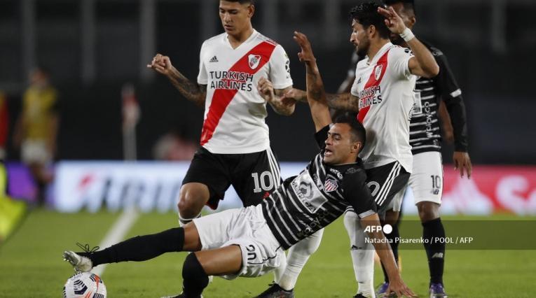 Jorge Carrascal, River Plate 2021