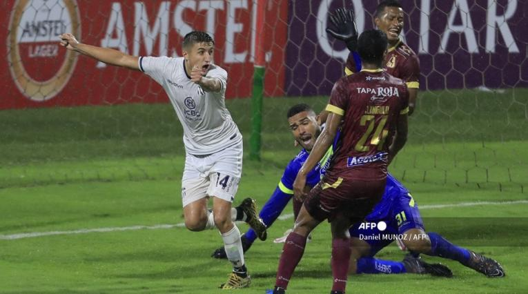 Tolima vs Talleres - Copa Sudamericana