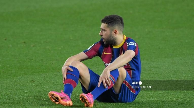 Jordi Alba - Barcelona 2021
