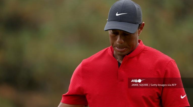Tiger Woods, Masters de Augusta