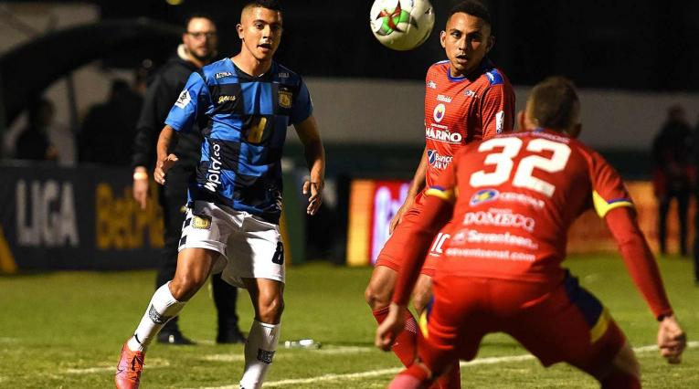 Boyacá Chicó vs Pasto; Liga Betplay 2021