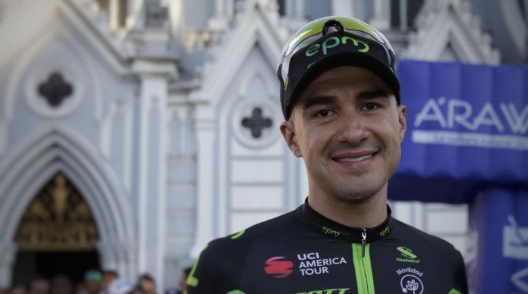 Juan Pablo Suárez, EPM Scott