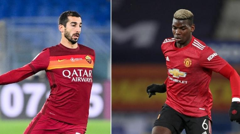 Manchester United vs AS Roma