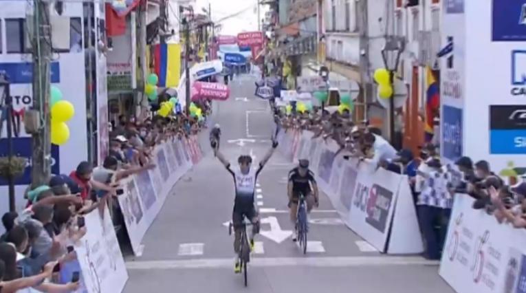 Aldemar Reyes - Vuelta a Colombia