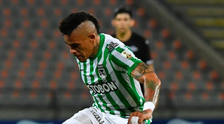 Atlético Nacional, Jonathan Alvez