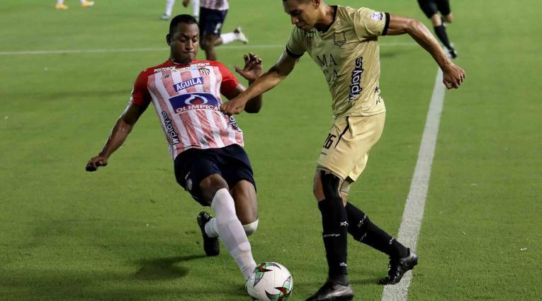 Junior vs Águilas; Liga Betplay 2021