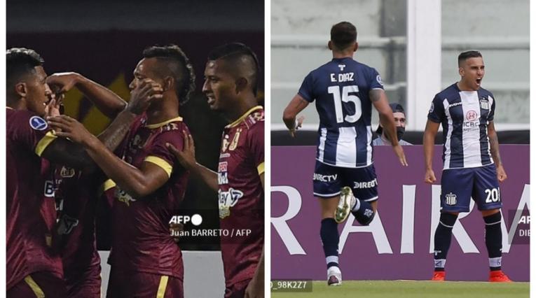Deportes Tolima vs Talleres de Córdoba