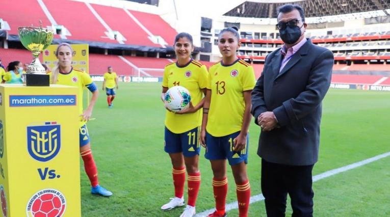 Catalina Usme - Selección Colombia