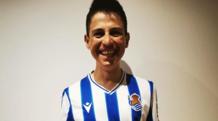Esteban Chaves - Real Sociedad