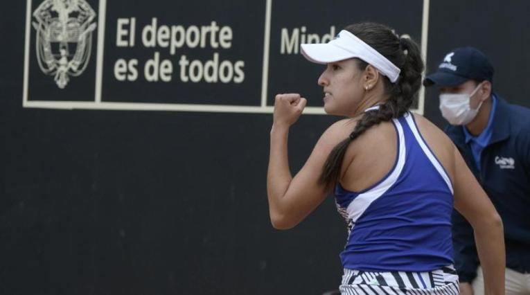 María Camila Osorio, tenista colombiana