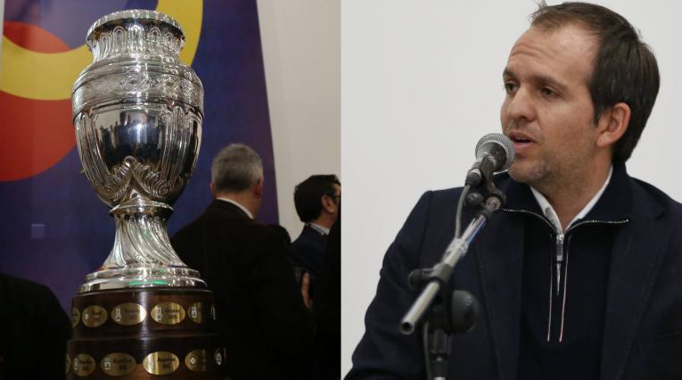 Copa América-Ernesto Lucena