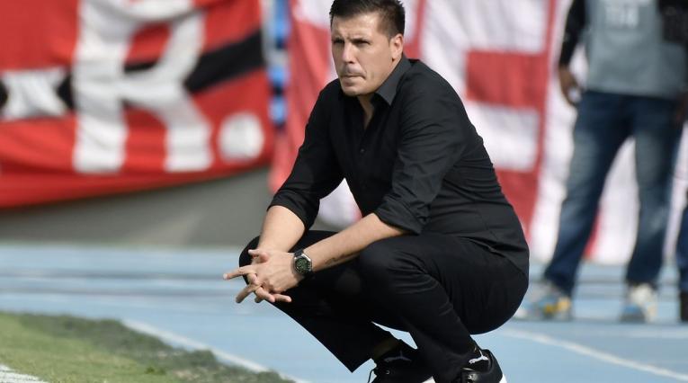 Juan Cruz Real, técnico de América 2021