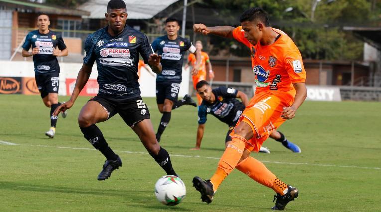 Envigado vs Deportivo Pereira 2021