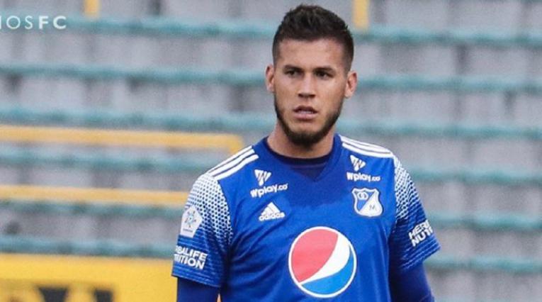 Juan Pablo Vargas, defensor de Millonarios