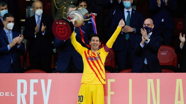Lionel Messi - 2021