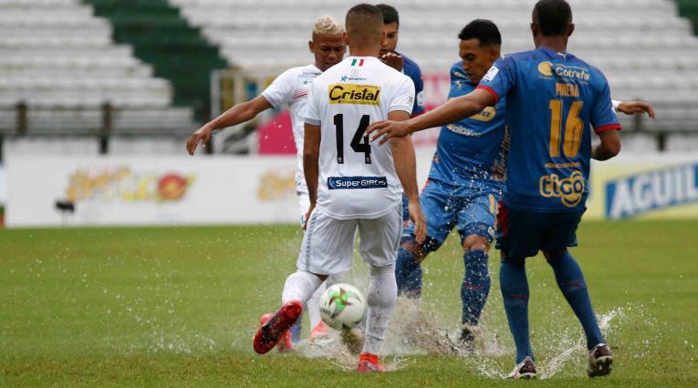 Once Caldas vs Medellín - Liga Betplay