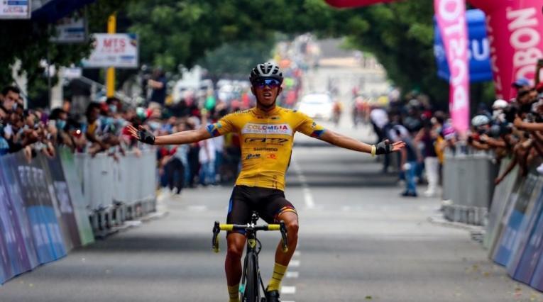 Jesús Peña - Colombia Tierra de Atletas