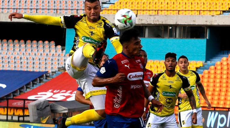 Alianza Petrolera vs Medellín