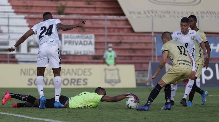 Águilas vs Chicó - Liga Betplay 2021