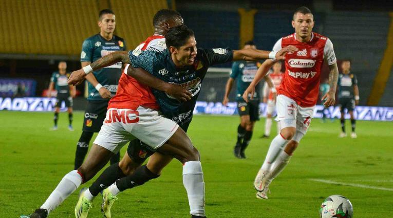 Santa Fe vs Pereira - Liga Betplay 2021