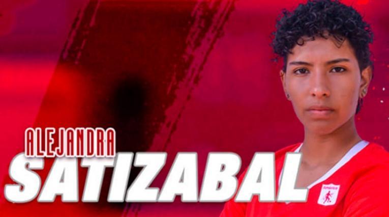 Alejandra Satizábal - América de Cali