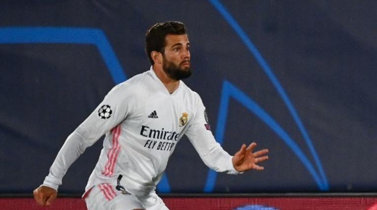 Nacho Fernández, Real Madrid 2021