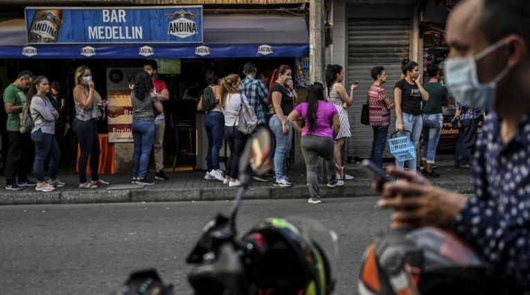 Pico y cédula en Medellín
