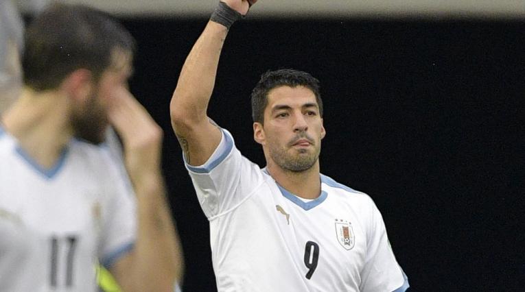 Luis Suárez - Uruguay