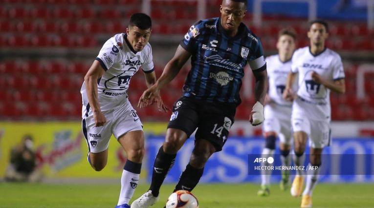 Antonio Valencia, Querétaro